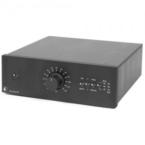Phono Box RS (czarny)