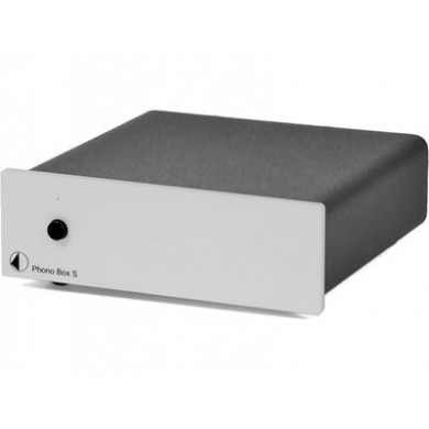 Phono Box S (kolor srebrny)