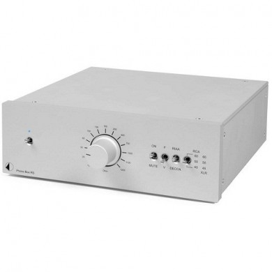 Phono Box RS (srebrny)
