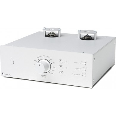 Phono Box DS (srebrny)